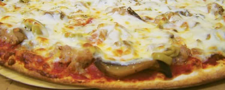 Chanticlear Pizza - Blaine Banner