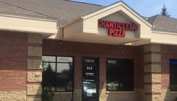 Chanticlear Pizza location in Blaine