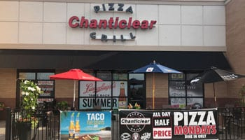 Chanticlear Pizza location in Maple Grove