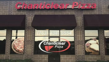 Chanticlear Pizza location in Andover