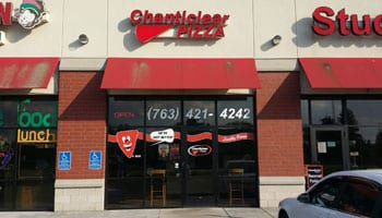 Chanticlear Pizza location in Anoka