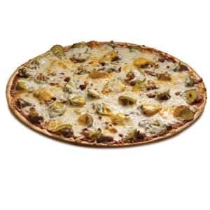 Chanticlear Pizza - Cheeseburger