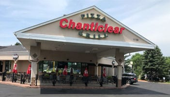 Chanticlear Pizza location in Coon Rapids