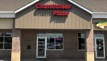 Chanticlear Pizza location in Elk River