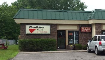 Chanticlear Pizza location in Lino Lakes